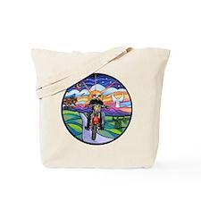 MC - Country Angel Tote Bag