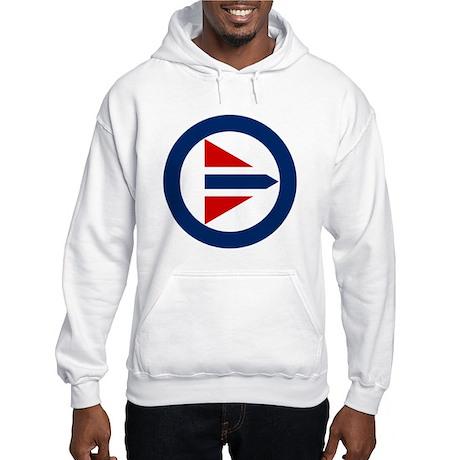 Royal Norwegian Air Force Hooded Sweatshirt