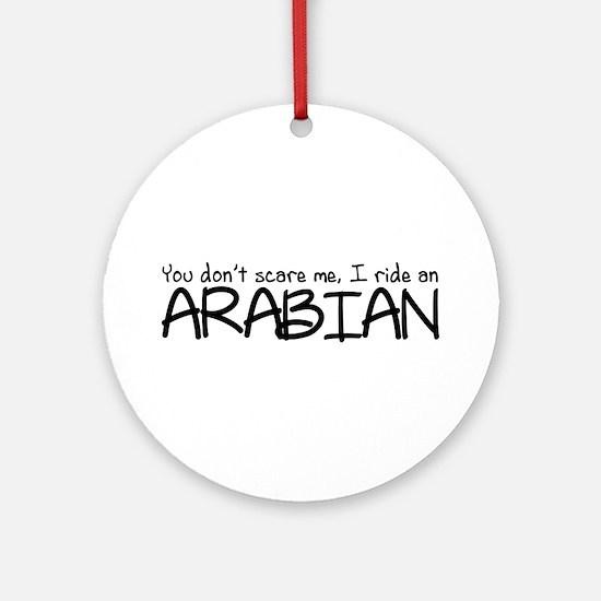 Arabian Ornament (Round)