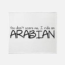 Arabian Throw Blanket