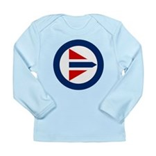 Royal Norwegian Air Force Long Sleeve Infant T-Shi