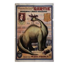 Gertie the Dinosaur Postcards (Package of 8)