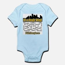 Light Apparel Infant Bodysuit