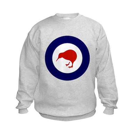 New Zealand Roundel Kids Sweatshirt