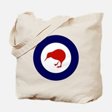 New Zealand Roundel Tote Bag