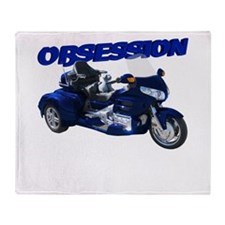 Obsession Throw Blanket