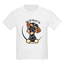 Wild Boar Dachshund IAAM T-Shirt