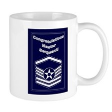 Congratulations USAF Master S Mug