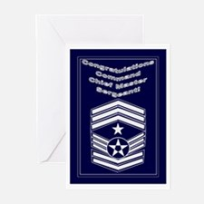 Congratulations USAF Command Greeting Cards (Pk of