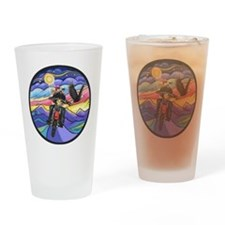 MCycle - Eagle 1 Drinking Glass
