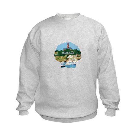 Marblehead Kids Shirts Kids Sweatshirt
