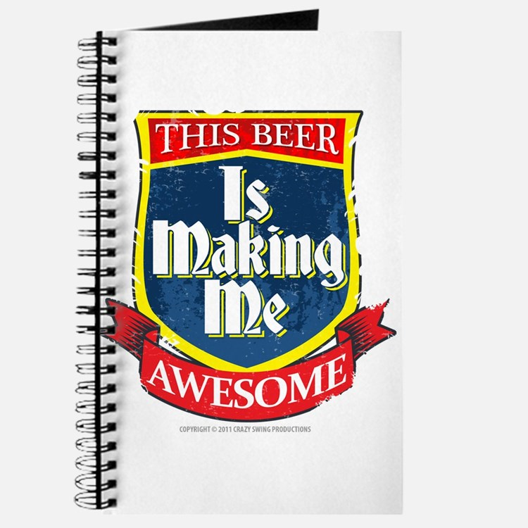 Making Me Awesome Journal