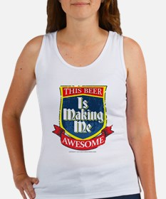 Making Me Awesome Women's Tank Top