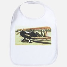 Paint Biplane Bib