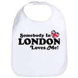London Cotton Bibs