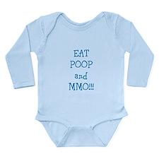 MMO Long Sleeve Infant Bodysuit