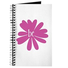 just be. Journal