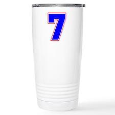 DRUM BATTLE # 7 Travel Mug