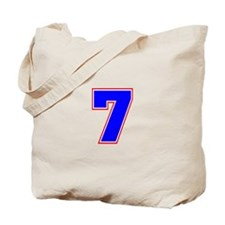 DRUM BATTLE # 7 Tote Bag