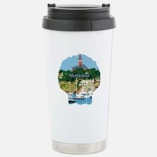 Marblehead MA Travel Mug