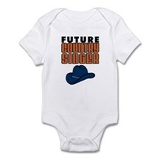 Future Country Singer (Boy) Infant Bodysuit
