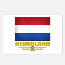 Netherland Pride Postcards (Package of 8)
