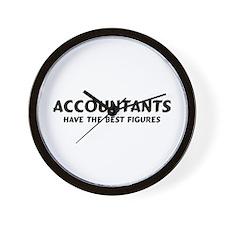 Accountants Wall Clock