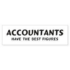 Accountants Bumper Bumper Sticker