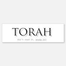 Torah Bumper Bumper Sticker