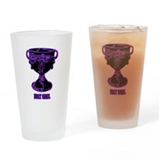 The Holy Grail Drinking Glass