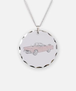 Ford Thunderbird Convertible Necklace