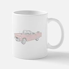 Ford Thunderbird Convertible Mug