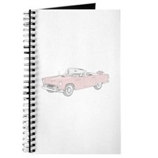 Ford Thunderbird Convertible Journal