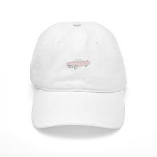 Ford Thunderbird Convertible Baseball Cap