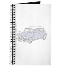 Mini Cooper 1962 -colored Journal