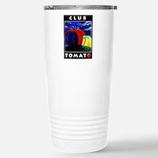 Club Tomato Travel Mug
