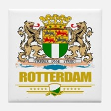 Rotterdam Tile Coaster