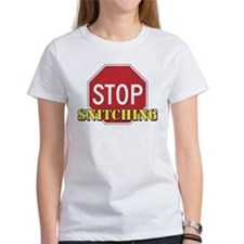 Stop Snitching Tee