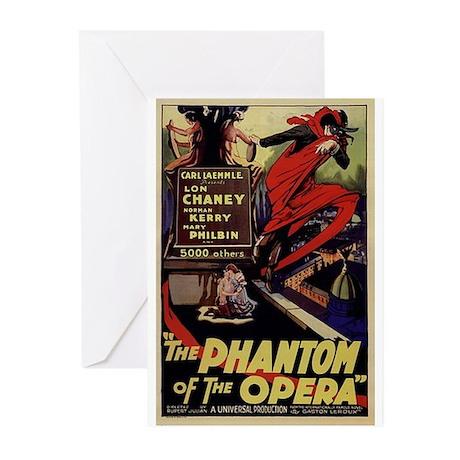 Original Phantom Greeting Cards (Pk of 20)