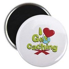 """Geocaching 2.25"""" Magnet (10 pack)"""