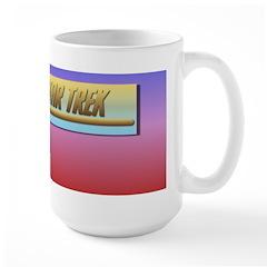 Large Star Trek Mug
