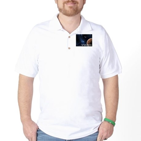 Inspirational Insights polo shirt (Joan of Arc)
