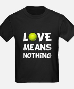 Love Means Nothing T