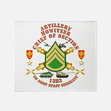 Artillery - Howitzer - Chief Throw Blanket
