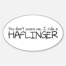 Haflinger Decal