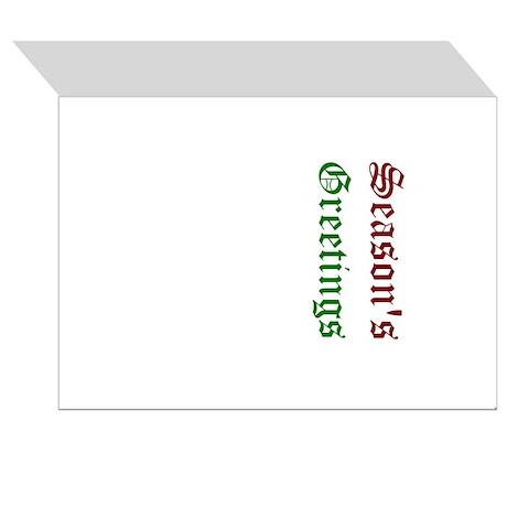 Star Moose Greeting Cards (Pk of 10)