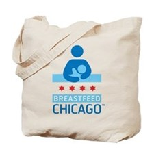 Cute Breastfed Tote Bag