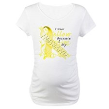 I Wear Yellow Because I Love Shirt