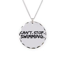 Can't Stop Swimming Necklace
