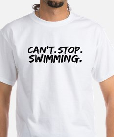 Can't Stop Swimming Shirt